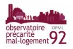 Observatoire de la Précarité et du Mal Logement 92